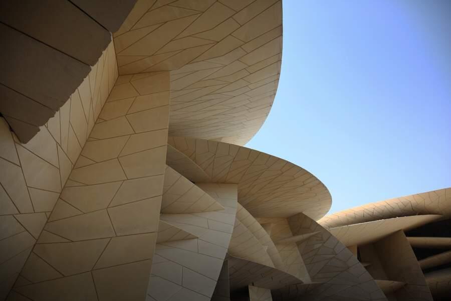 Musée national du Qatar (meilleur projet futur)