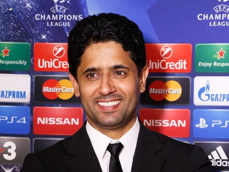 N° 22 - Nasser Al-Khelaïfi (PSG)