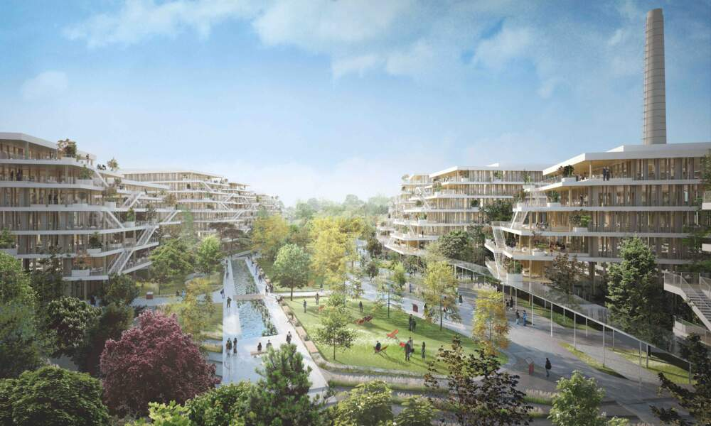 Le Campus Seine de Nanterre