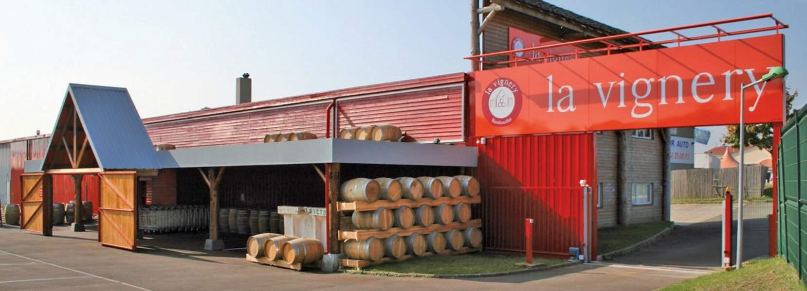 2.La Vignery, le supermarché du vin