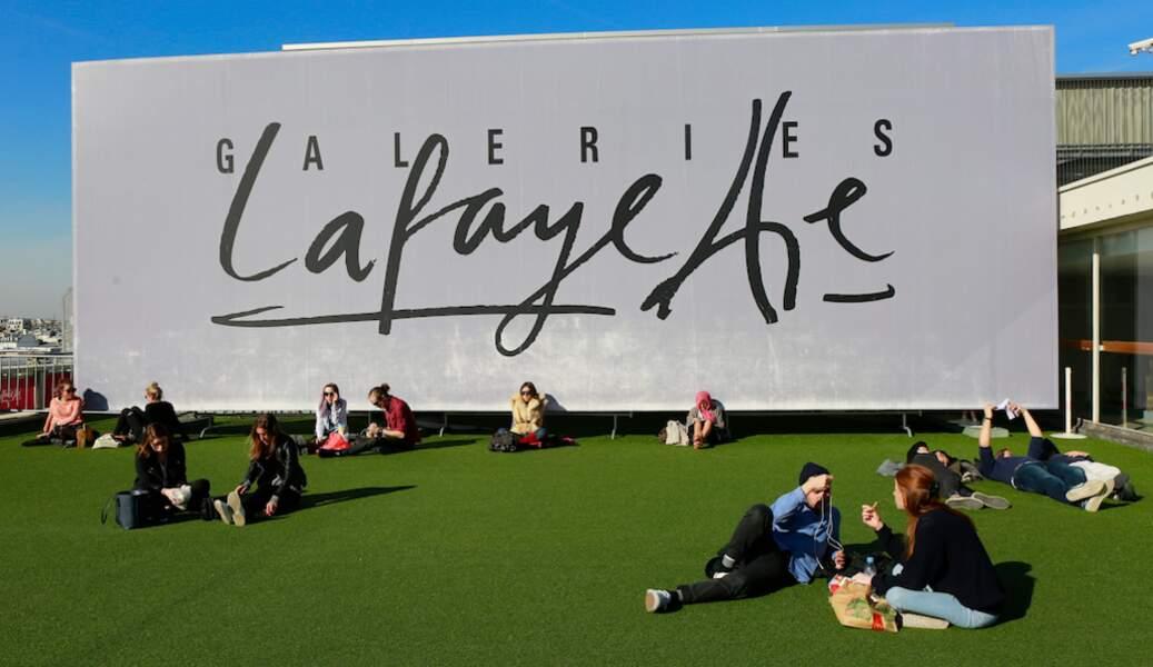 700 embauches dans deux nouveaux magasins des galeries Lafayette