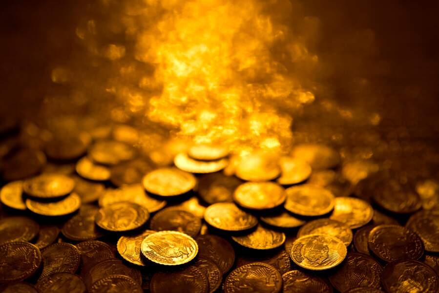 Rouler sur l'or