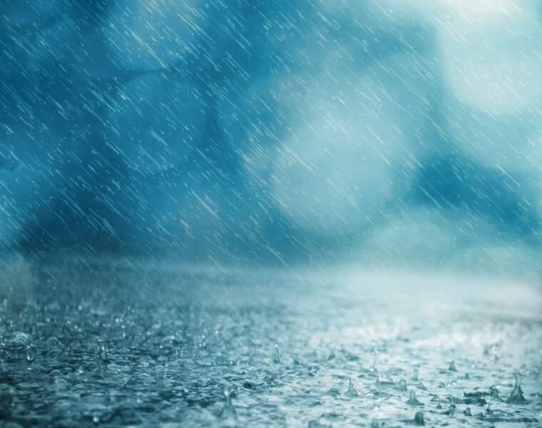 Interdiction à la pluie de tomber