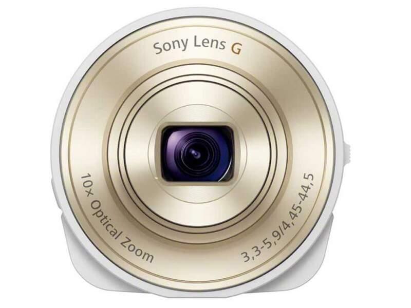 Sony XQ10, l'objectif pour smartphone