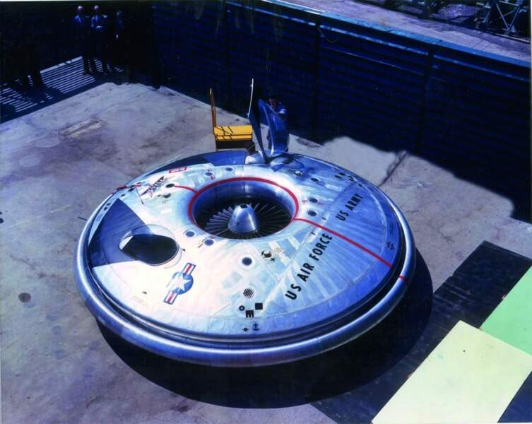 Avro VZ-9 : la soucoupe volante