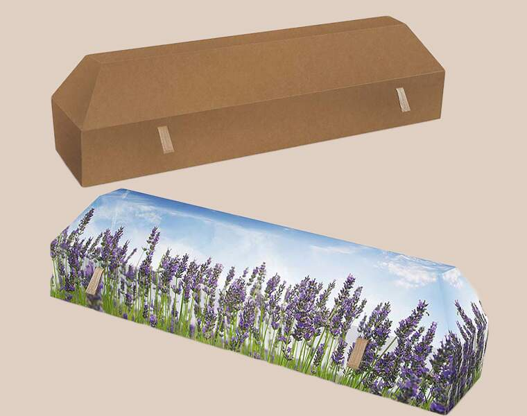 AbCrémation : des cercueils écologiques à petit prix