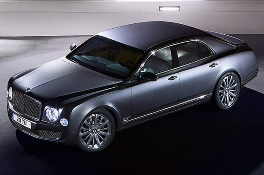 Bentley, le luxe britannique
