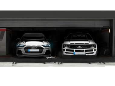 Nouvelle Audi A1 Sportback en 40 images