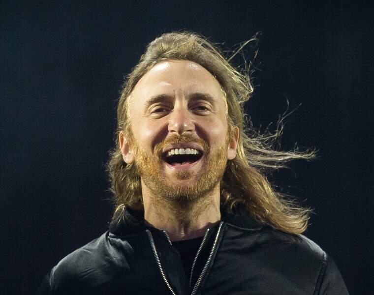 David Guetta : 2.094.200 albums