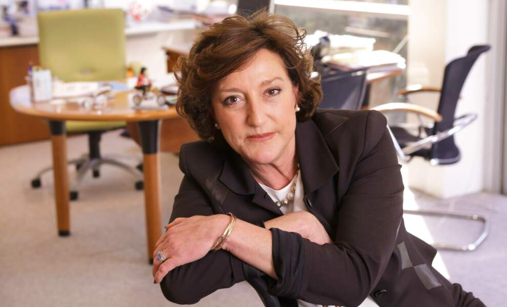 13. Marie-Christine Coisne-Roquette (Sonepar)