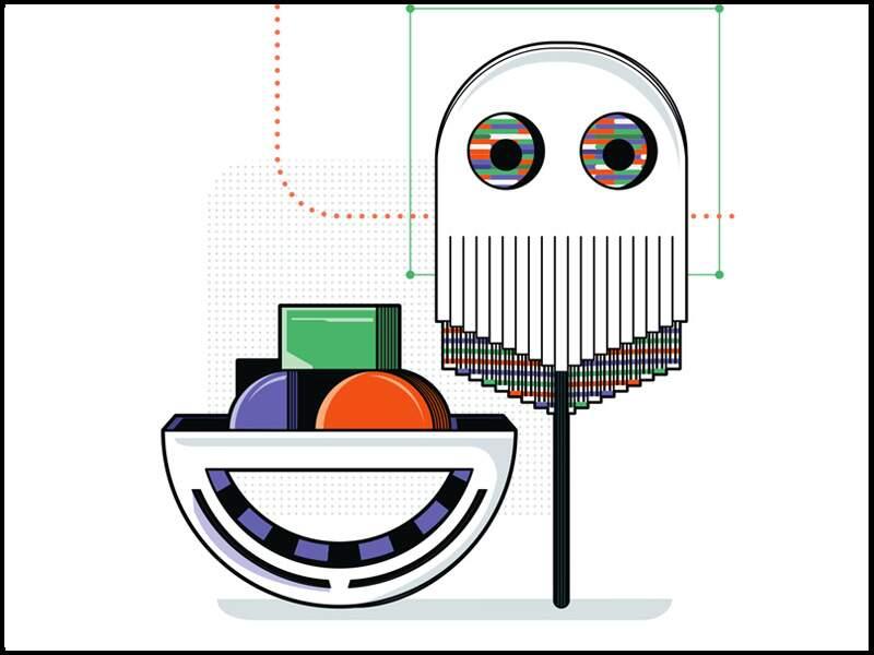 Assembler des machines sonores en papier