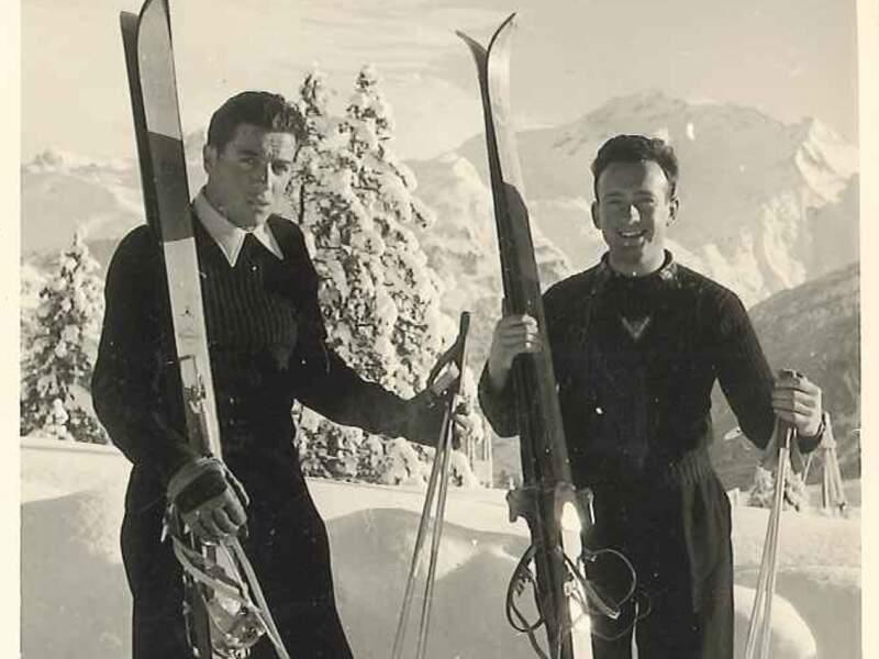 Les skis