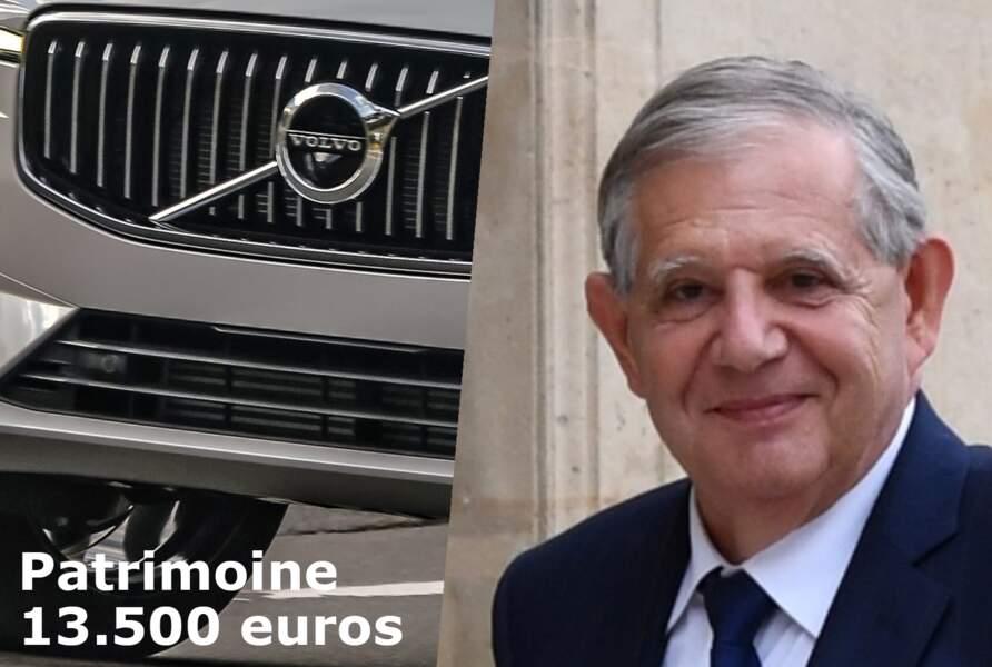 Jacques Mézard - Ministre de la Cohésion des territoires