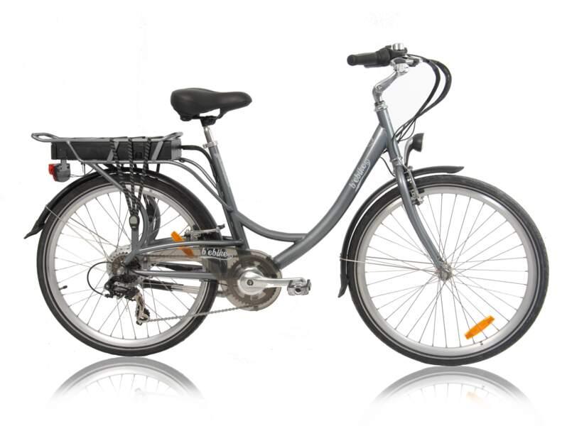B'ebike 5 II 2013 B'TWIN ( le low cost )