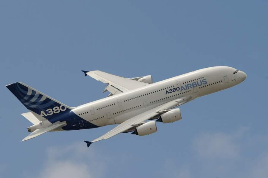 L'A380 d'Airbus