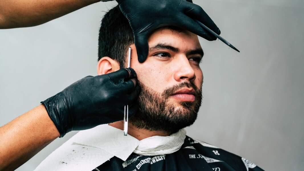 6.Testeur de salons de coiffure