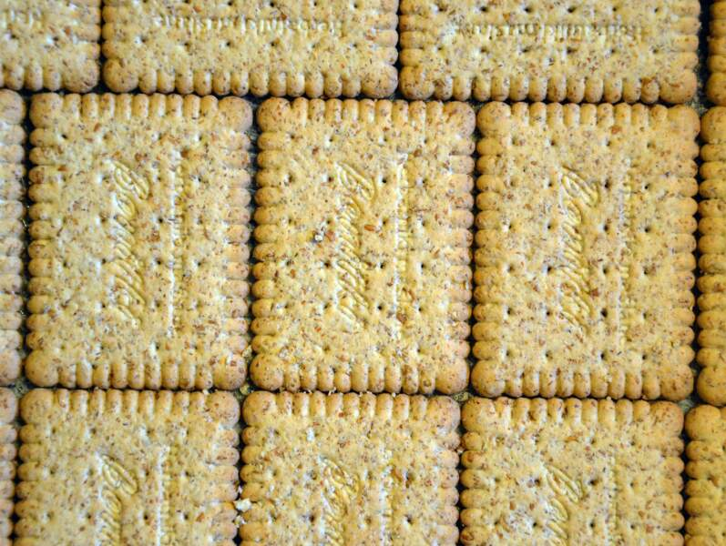 Biscuits, Gâteaux emballés