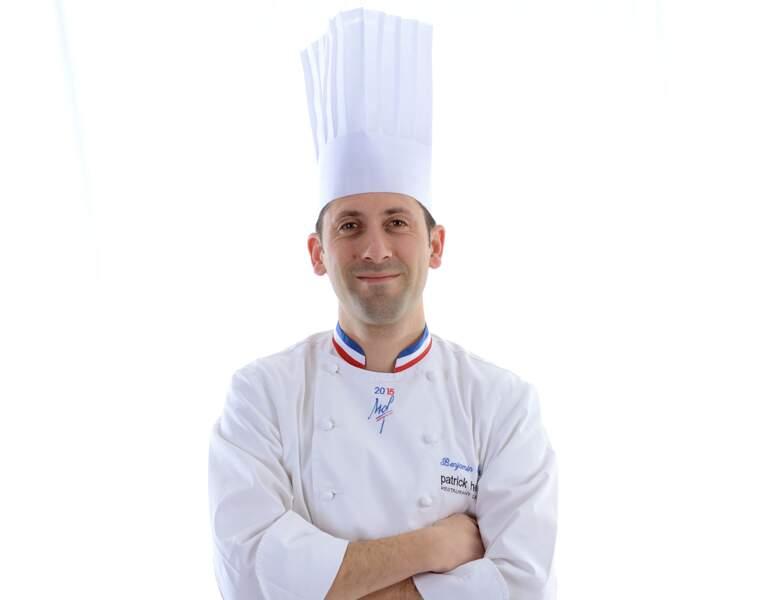 Benjamin Patissier, cuisinier à Vienne