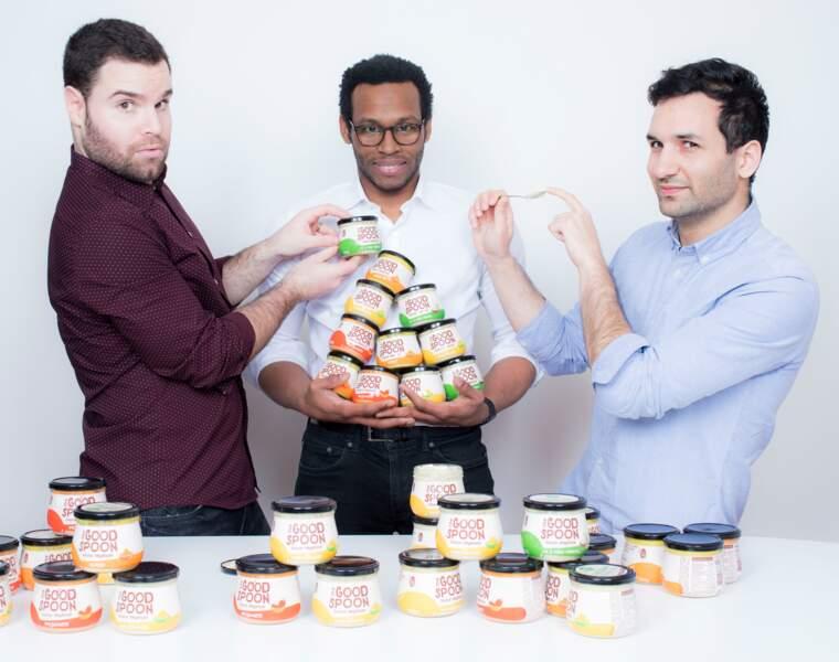 Fabrication : Algama concocte ses microalgues a toutes les sauces