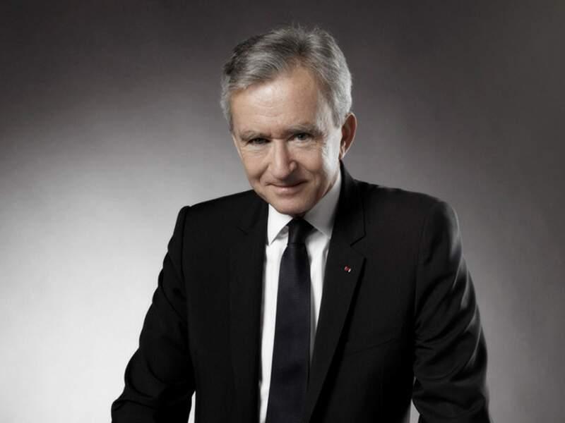 N° 20 - Bernard Arnault (LVMH)