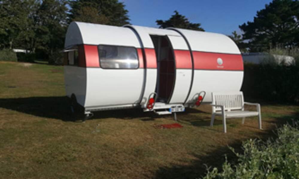 La caravane extensible, par Eric Beau