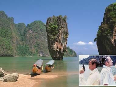 Les lieux de tournage de James Bond à travers le monde