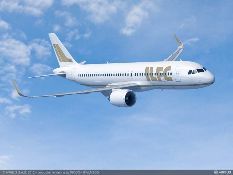 ILFC commande 50 A320neo supplémentaires