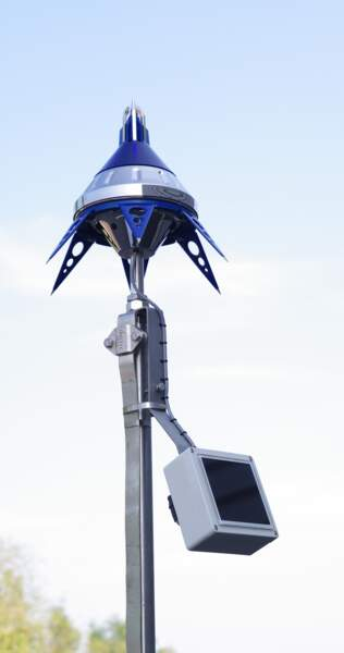 Indelec (paratonnerres) : il protège de la foudre les plus grands monuments de la planète
