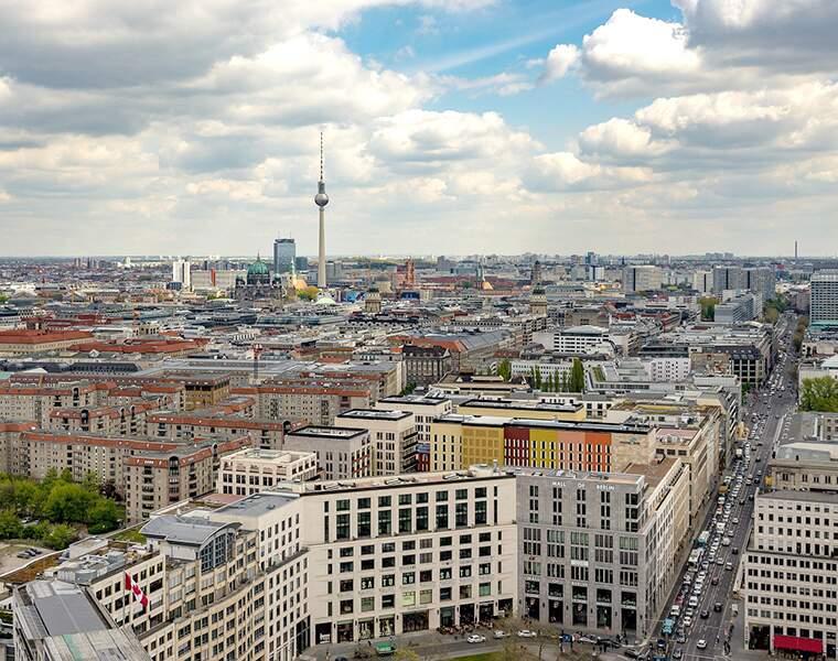 13ème : Berlin