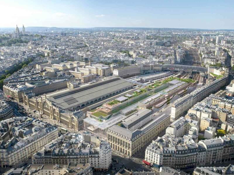 La première gare d'Europe va être reliftée