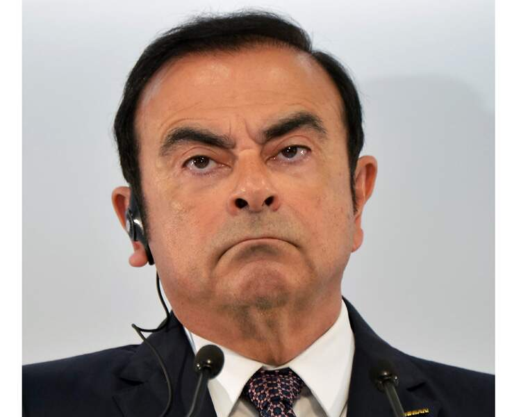 Carlos Ghosn - Renault Nissan