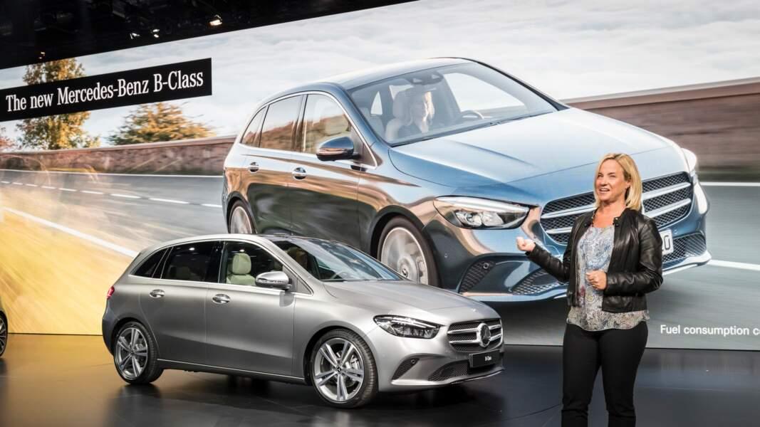Mercedes Classe B, le monospace allemand fait de la résistance