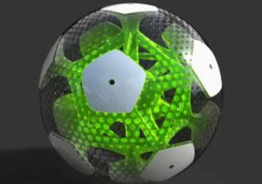 Les ballons de foot seront bourrés de capteurs