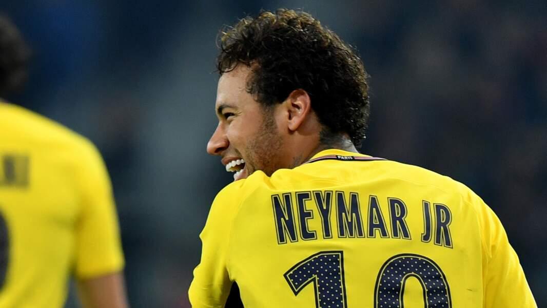 2 - Neymar (PSG) : 12.051 €/min