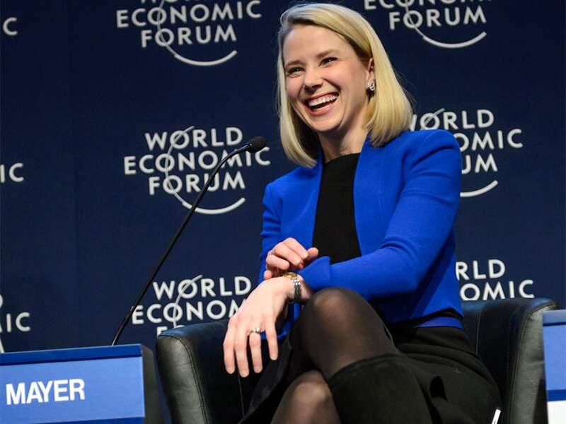 Marissa Mayer, Yahoo! : la femme la plus puissante de la Silicon Valley