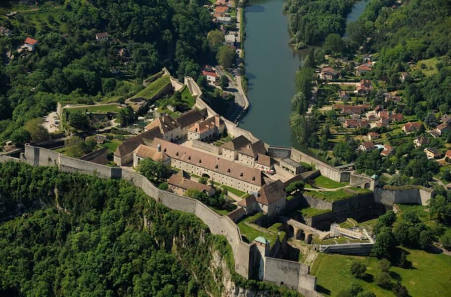 Les fortifications de Vauban