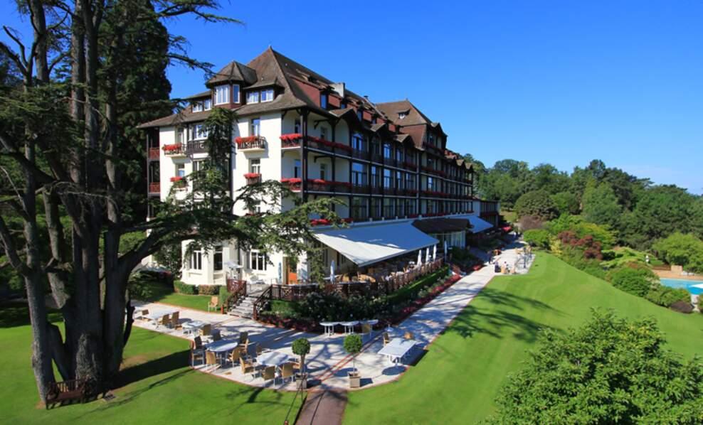 Allemagne : Hôtel Ermitage, Evian