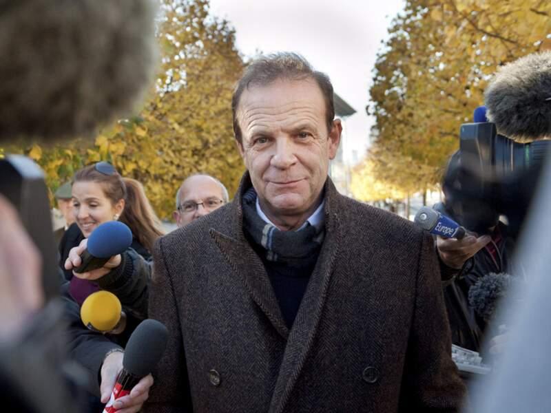 Le photographe accusé : François-Marie Banier
