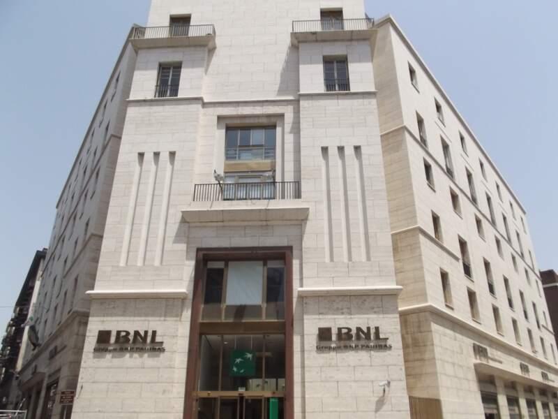 Avec BNL, BNP Paribas a fait de l'Italie son deuxième marché