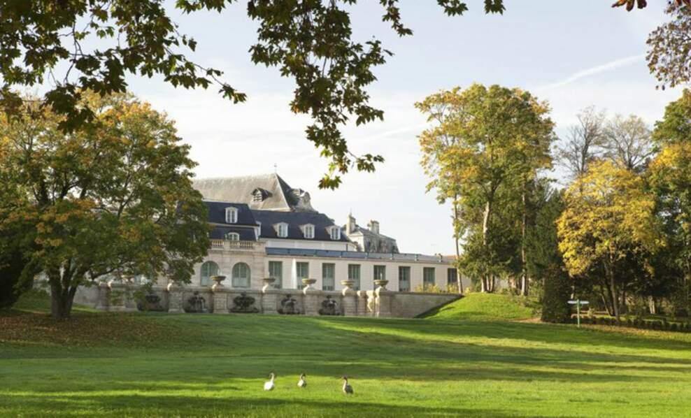 Angleterre : Auberge du Jeu de Paume, Chantilly