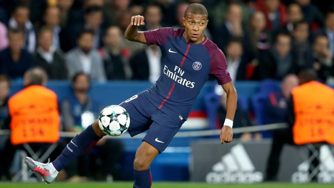 4 - Kylian Mbappé (PSG) : 6.829 €/min