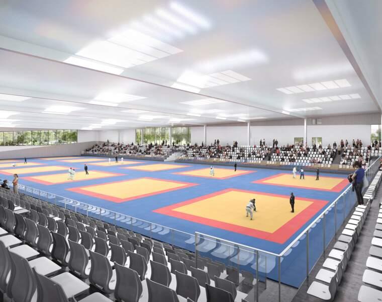 25 millions d'euros, le coût du futur centre régional des arts martiaux à Verquin