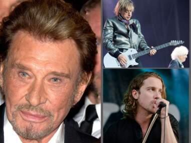 Johnny, M. Pokora... le palmarès des chanteurs les mieux payés