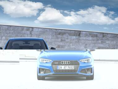 Nouvelle Audi A4 2019 en images
