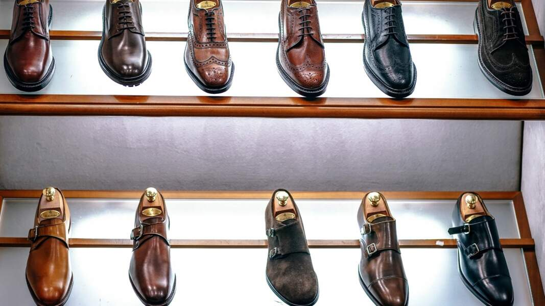 5.Testeur de chaussures