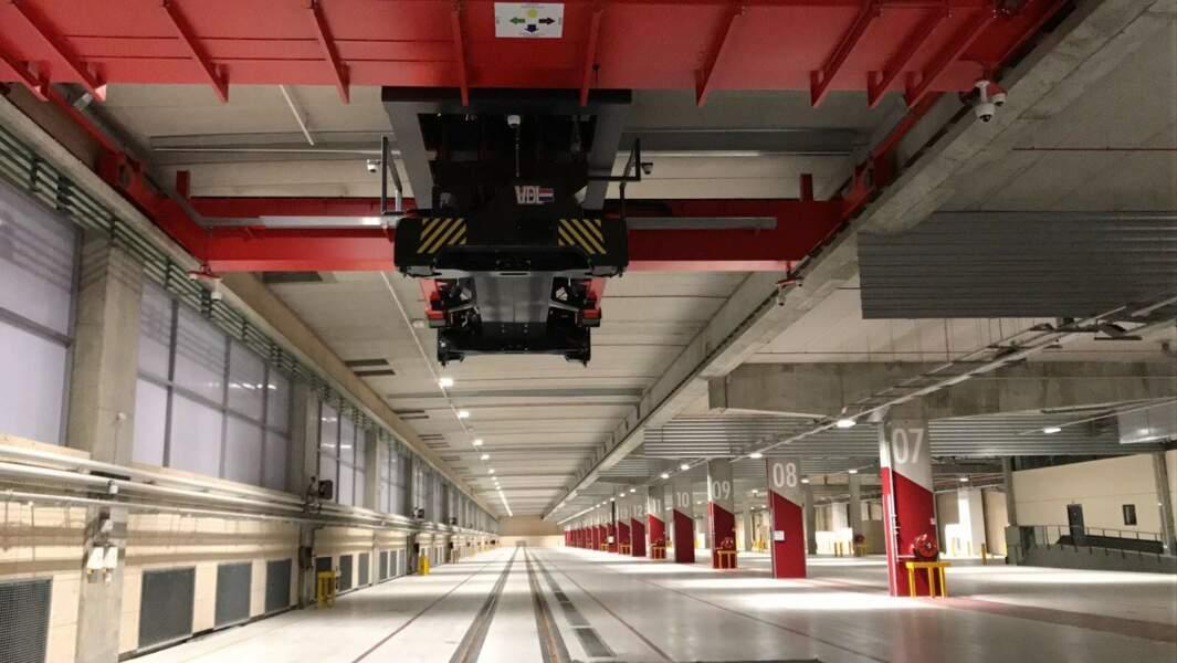 Centre logistique Chapelle International (meilleur complexe industriel et logistique)