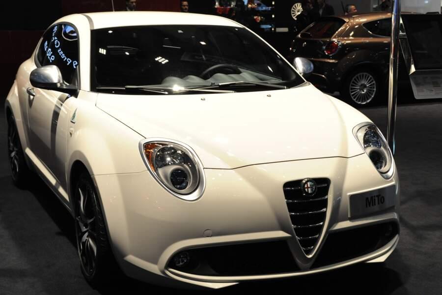 Alfa Romeo Mito : à partir de 980 euros