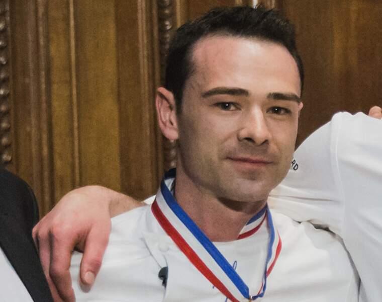 Jérôme Schwalbach, boulanger à Forbach