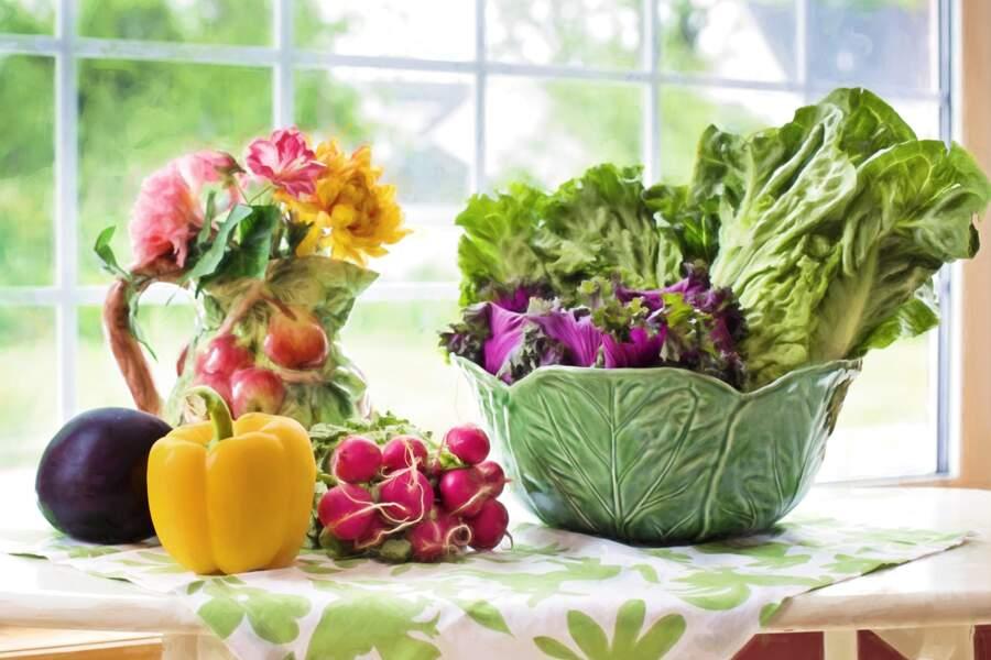 Les 10 légumes les plus contaminés