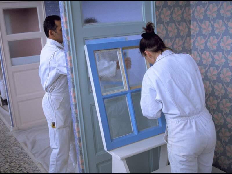 Les vitriers